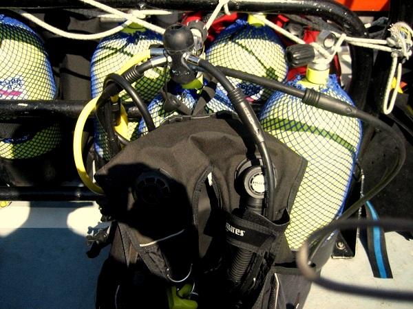 Scuba Diving - Tauchen Ausruestung