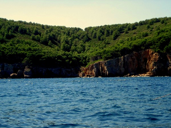 Scuba Diving -Tauchen Bucht Cala