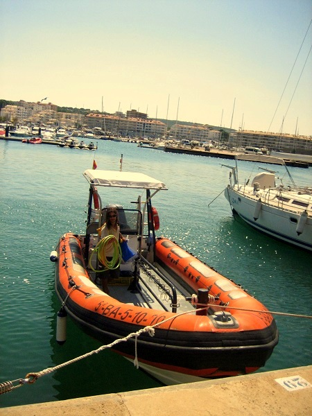 Scuba Diving -Tauchen Ausruestung Puerto La Escala