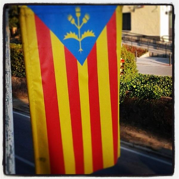 La Diada - Cardedeu - Katalonien