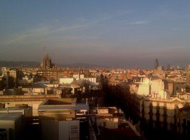 Beste Aussicht auf Barcelona: Hotelterrassen 9