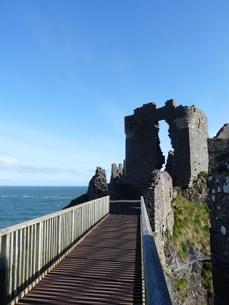 Dunluce Castle Antrim