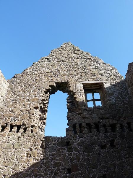 Duncluce CaStle County Antrim Nordirland