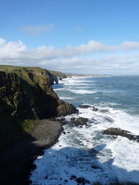 Dunluce Castle Nordirland Antrim