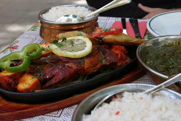madrid lavapies indisch essen