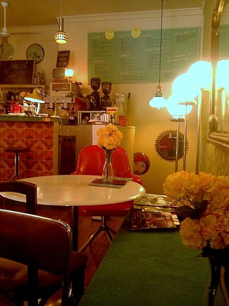 Vintage Café Lolina Chueca Madrid
