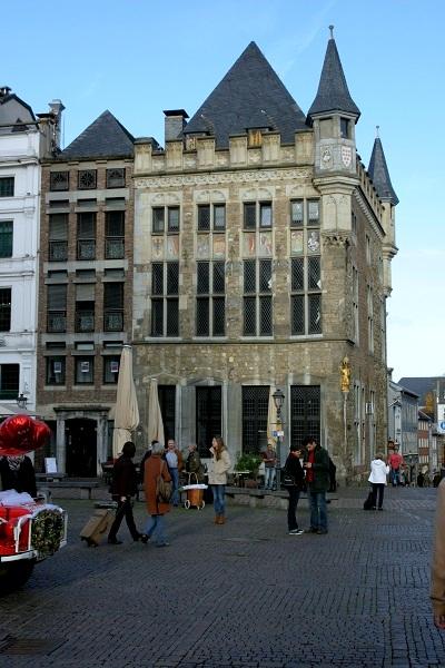Aachen Haus Loewenstein