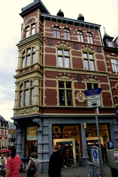 Büchelpalais Aachen