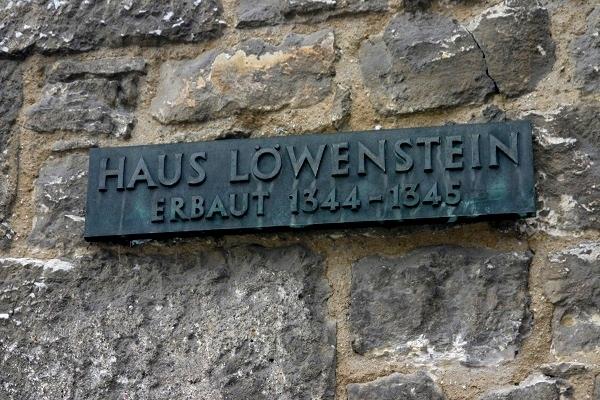 Haus Loewenstein Aachen
