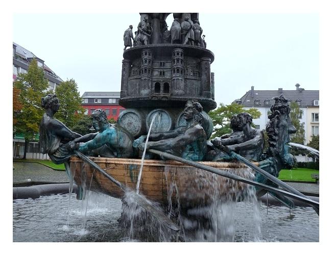 Koblenz Brunnen