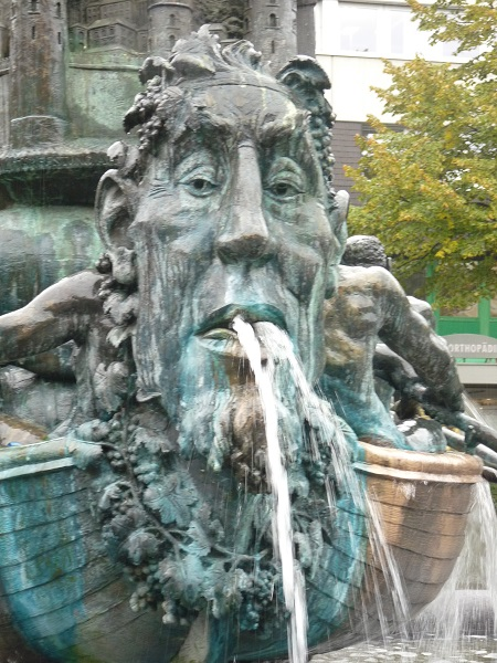Koblenz- Brunnen