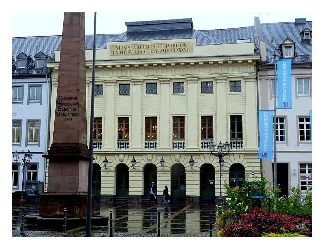 Koblenz theater