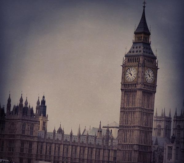 London Zeitreisen