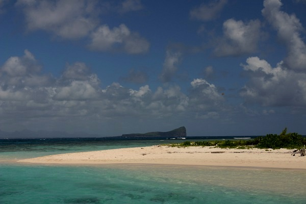 Mauritius ile plate Katamaran Dreamcatcher
