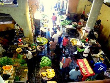 Port Louis - große Stadt auf kleiner Insel 18