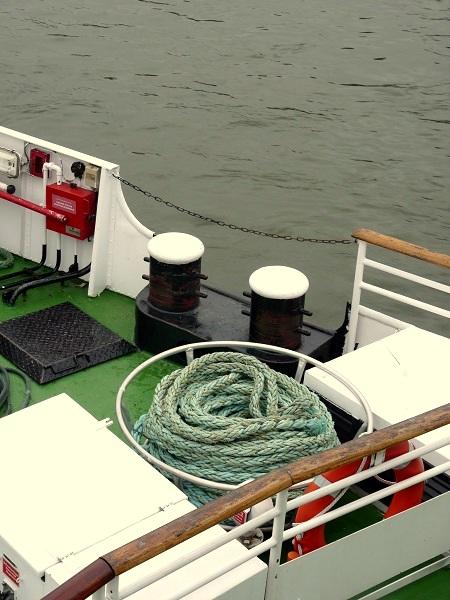 Rhein Dampfer Fahrt