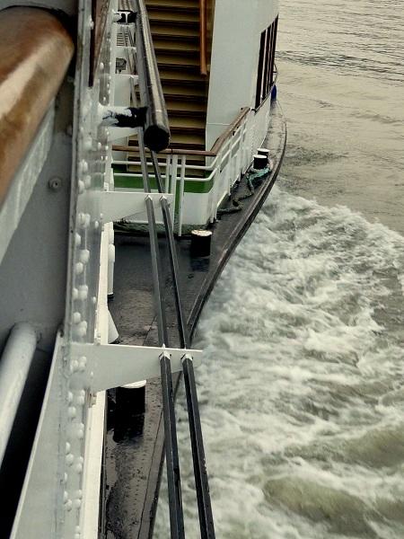 Rheindampfer Rhein