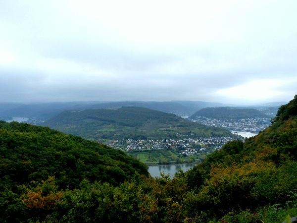 Gedeonseck Vierseenblick  Rhein