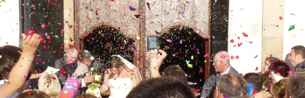Sitges Hochzeit