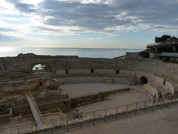 Amphitheater Roemisch Tarragona
