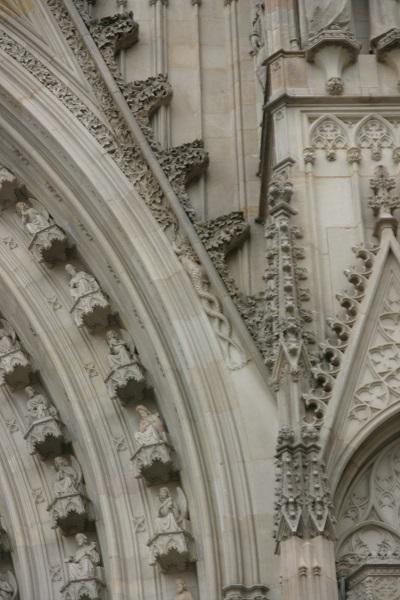 Kathedrale Barcelona Eulalia
