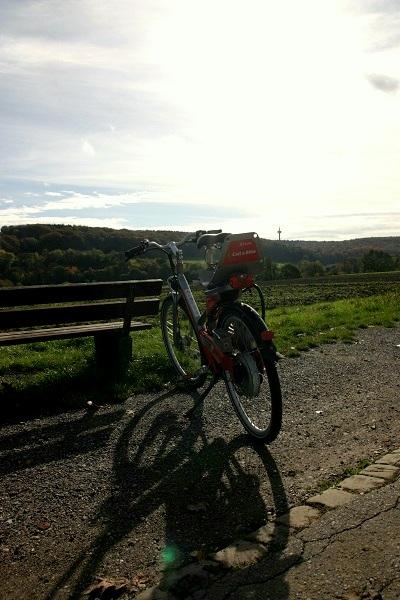 Radtour Aachen Eifel