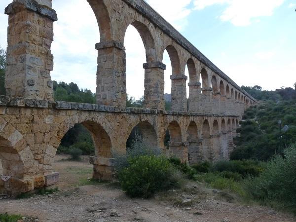 Tarragona Aquaedukt Pont de Diable