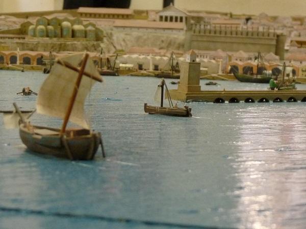 Tarragona Modell Tarraco