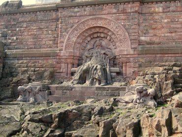 Barbarossa und das Kyffhäuser Denkmal 1