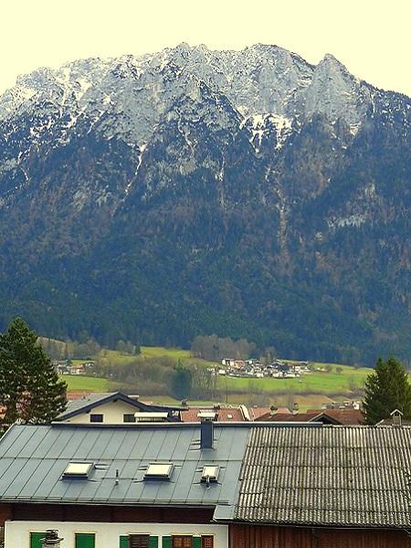 Wandern in Tirol Kufstein Wilder Kaiser zahmer Kaiser