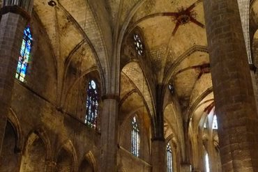 Die schönste Kirche in Barcelona: Santa Maria del Mar 12