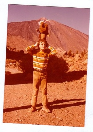 Teneriffa Teide 70er