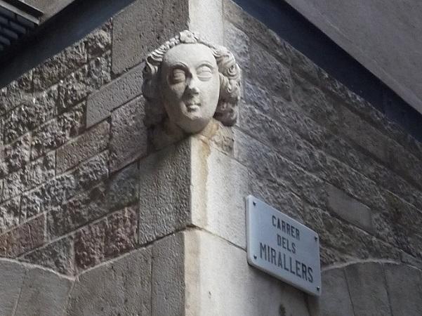 Carrer Carassa Barcelona Altstadt