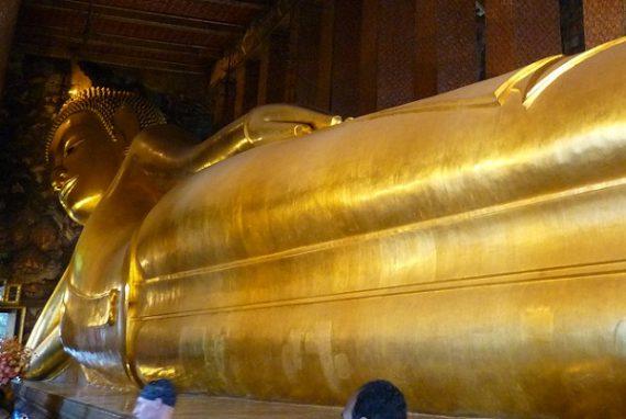 Wat Phra Kaew und Wat Pho - Auf der Suche nach Buddha 16