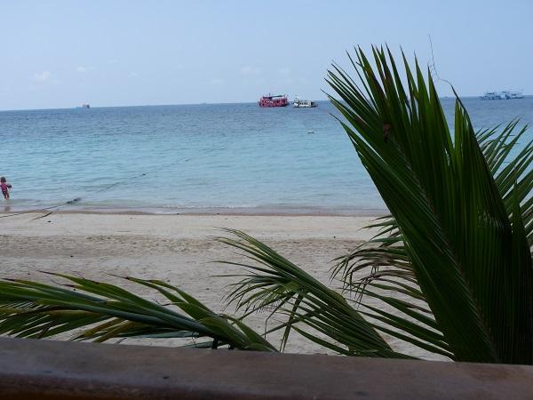 Koh Tao - Tauchen Thailand Sairee Beach
