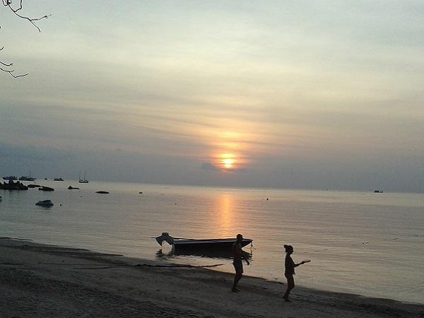 Koh Tao - Thailand sunset