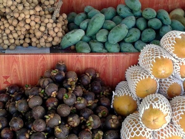 Markt Thailand Khao Lak