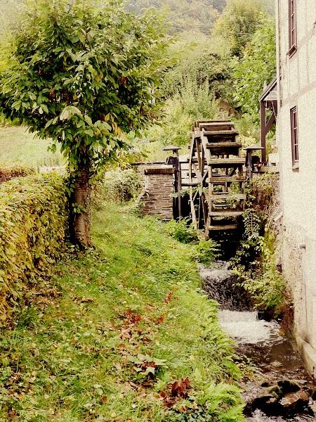 Boppard-molino antiguo