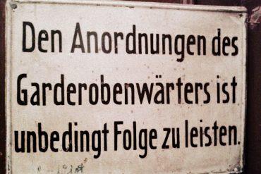 Berlin - Clärchens Ballhaus : Ich schwinge das Tanzbein 3