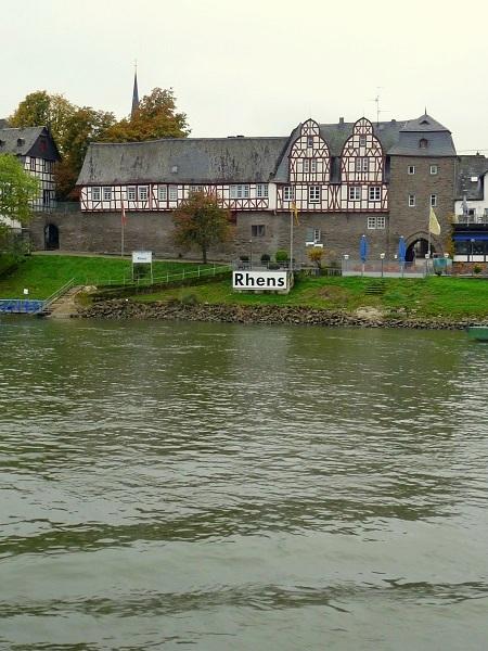 crucero Rhin