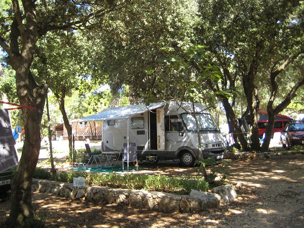 Camping Kroatien Pag Strasko