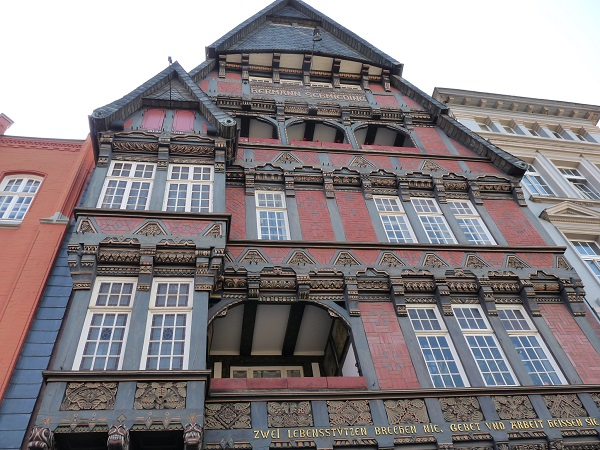 Minden Fachwerk Weser