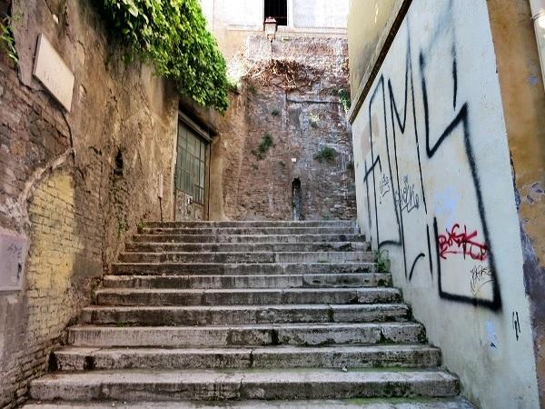 Rom Monti Viertel