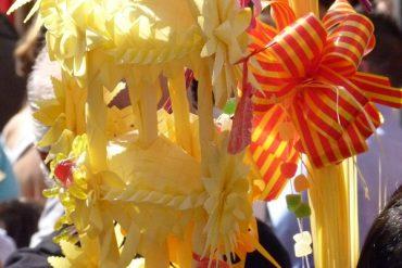 Ostern - an Palmsonntag beginnt die Semana Santa 1