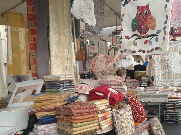 Rom Marktstand