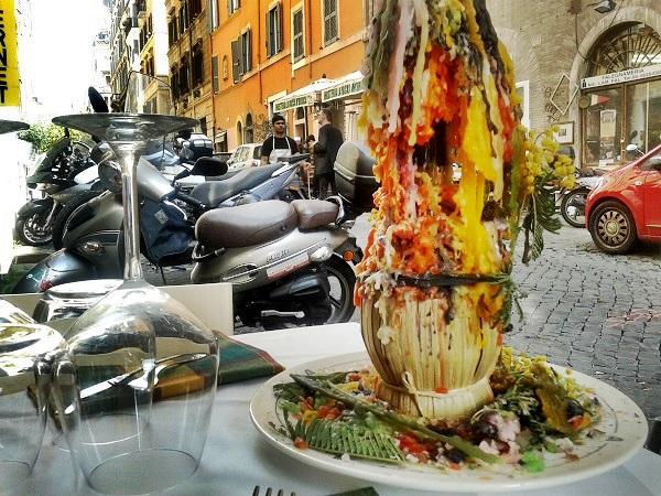 Rom Monti Restaurant