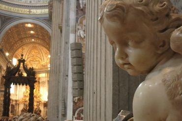 Endlich im Vatikan! 17