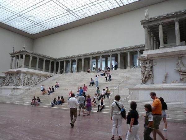 berlin museo pergamon arte