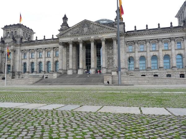 berlin parlamento