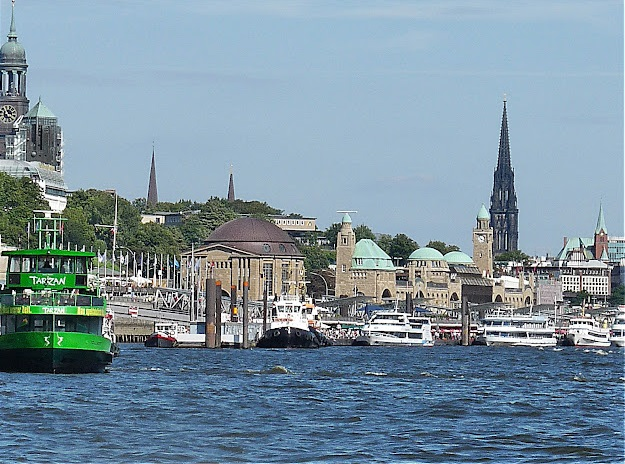 hamburgo puerto